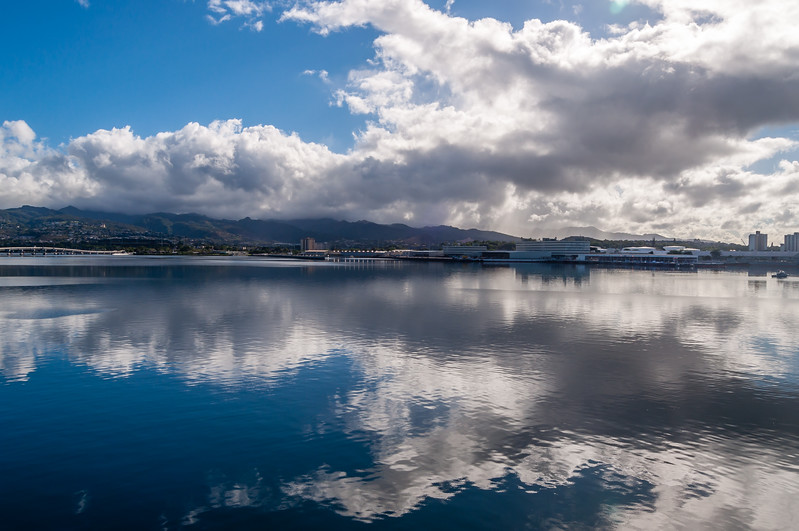 Reflections of Pearl Harbor
