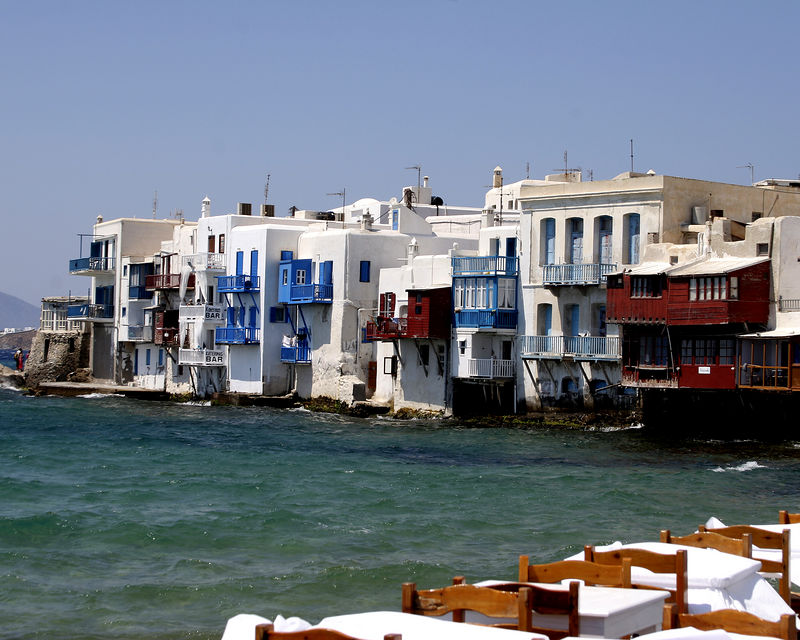 "Mykonos -- ""Little Venice"""