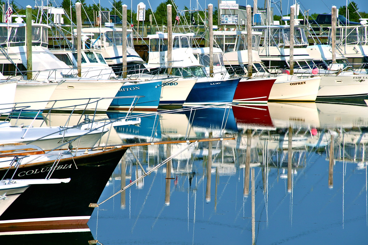 Nautical Reflections