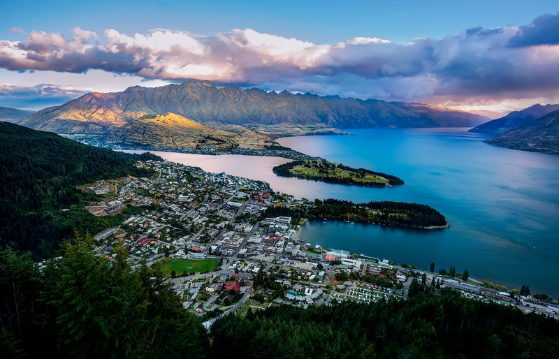 "<h2>Queenstown from the Air</h2> <br/>I'm happy to be back home in Queenstown!<br/><br/>It's strange to me to come ""home"" to the kind of place I used to go on vacation. I don't know if I'll ever get used to it. There is a very nice feeling when the airplane approaches this place. If you ever have a chance to fly in here, then you will know what I mean.<br/><br/>Airplane pilots have to go through some kind of special training or planning before an approach here. They have to spiral down and get between the mountains. I don't know much about it, obviously. But I do know there is a very nice pilot on Air New Zealand that is a frequent reader of the blog! He came up and said hello to me when I was on his plane one day. Hi Captain! :)<br/><br/>- Trey Ratcliff<br/><br/><a href=""http://www.stuckincustoms.com/2013/05/07/two-events-in-queenstown-today-google-science-fair-worldwide-and-a-local-talk/"" rel=""nofollow"">Click here to read the rest of this post at the Stuck in Customs blog.</a>"
