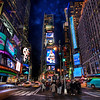 "<h2>Times Square at Dusk (New York City)</h2> <br/>(btw, you can <a href=""http://digg.com/design/AMAZING_HDR_of_Times_Square_This_One_s_Sick"">DIGG this photo here</a>)<br/><br/>Times Square is one of the most photographed places in the world.  I usually try not to do touristy thing, but hey, it's Times Square.  I thought I would try a new take on this shot, arriving just as the sun started to set.<br/><br/>The biggest problem was people waling in front of the tripod, totally aloof to my HDR quest.   Since it takes five minutes to explain HDR to people, it was not efficient to stop everyone in the area and give them a short dissertation on why it is important for them not to get in front of my tripod...<br/><br/>- Trey Ratcliff<br/><br/><a href=""http://www.stuckincustoms.com/2007/03/31/times-square-at-dusk/"" rel=""nofollow"">Click here to read the rest of this post at the Stuck in Customs blog.</a>"