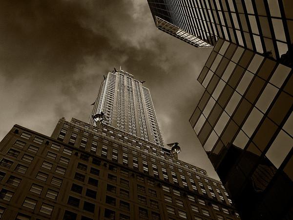 Chrysler Building, N.Y.