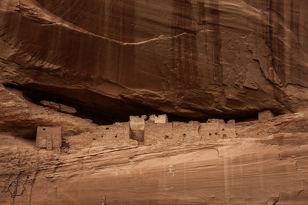 Canyon De Chelly - White House