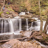 Tuscarora Falls, Rickett's Glen PA
