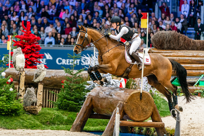 Indoor Cross-Country at CHI Geneva 2019