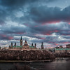 Extreme Clouds Over Parliament Hill (Ottawa)