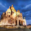 "<h2>The Church in Limelight</h2> <br/>This is Le Sacre Couer in Paris.  It's a beautiful old Catholic church that sits in the Montmartre section of Paris.  I tend to walk around these places 5-10 times as the light is falling... looking at various angles and the like.  I see some of the same tourists on every trip around the horn, and they always wonder what the heck I am doing.  Of course, this doesn't bother me, since their just annoying tourists, and they barely register as human beings.<br/><br/>- Trey Ratcliff<br/><br/><a href=""http://www.stuckincustoms.com/2010/01/27/the-church-in-limelight-stanford-speech-photowalk-finalized/"" rel=""nofollow"">Click here to read the rest of this post at the Stuck in Customs blog.</a>"
