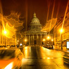 "<h2>The Pantheon</h2> Scott and I went out almost every night taking photos all over Paris. The Pantheon here was right by our hotel. It was a rainy night when we were arriving home, so I had a feeling it would be a good time for photography! My intuition is not always spot-on, but in this case it worked out pretty well.  - Trey Ratcliff  Read the rest and see the long version of the SmugMug video <a href=""http://www.stuckincustoms.com/2011/10/09/the-pantheon/"">here</a> at the Stuck in Customs blog."