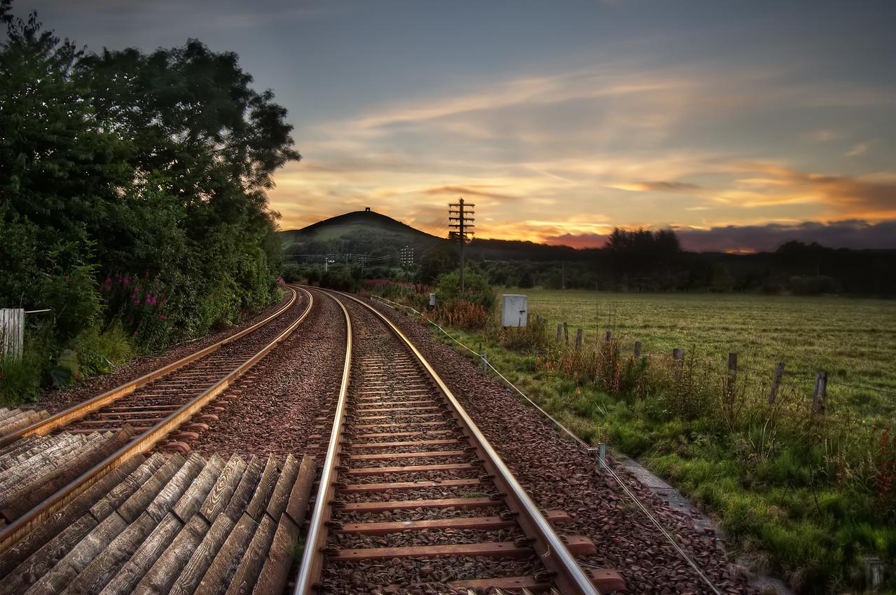 Railway Glow