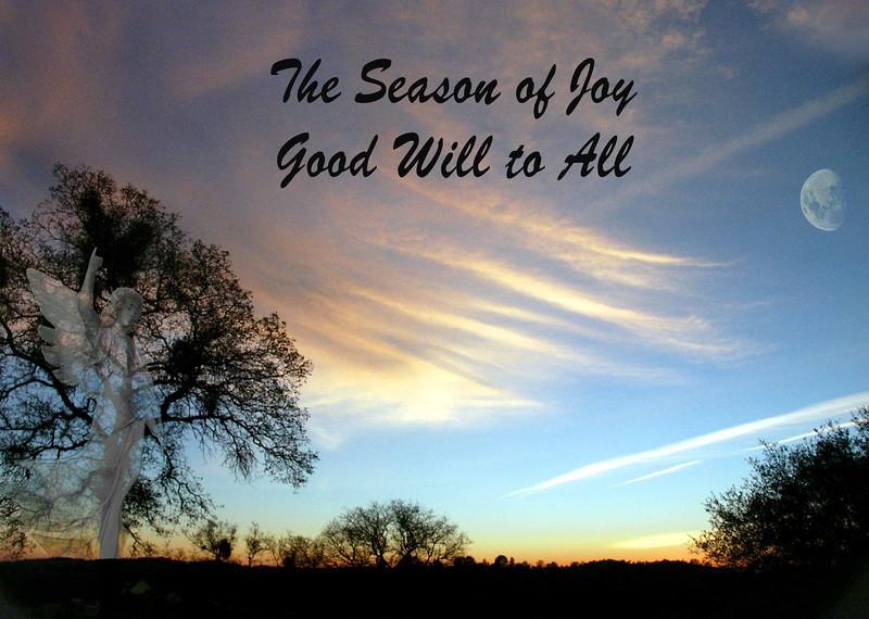 The Season of Joy
