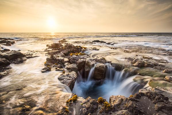 A Hawaiian Sunset