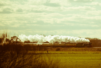 The Flying Scotsman ~ 6019