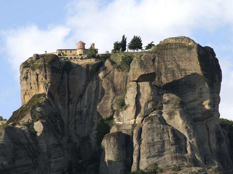 Meteora monastery, near Kalambaka