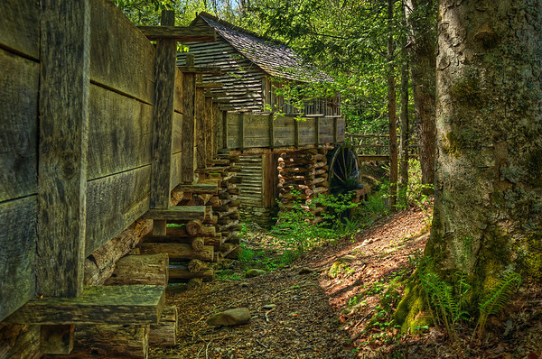 'Cable Mill' ~ Cades Cove, TN