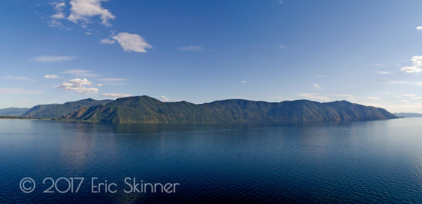 A Quiet Morning For Lake Pend Oreille