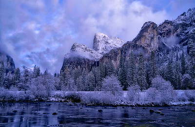 Last Light - Merced River