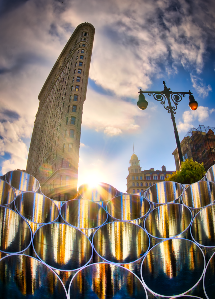 The Flatiron Building And More