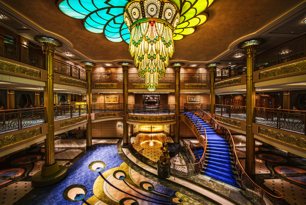 The Disney Fantasy Cruise Ship I am here on the maiden voyage of the Disney Fantasy.  It's an amazing ship (50% bigger than the other ships) and a great playground for photographers!  Forget the kids!  In fact, I almost did a few times… but they are having fun in all the kids' clubs…  Well… I have a ton to talk about and show… but busy busy busy with photos and not much internet!  Anyway, debate away on whether or not this is HDR…  Either I'm tricking you, I double-tricking you, or something unknowable... I look forward to coming back and seeing what you think!- Trey RatcliffRead the rest of this post at the Stuck in Customs blog.