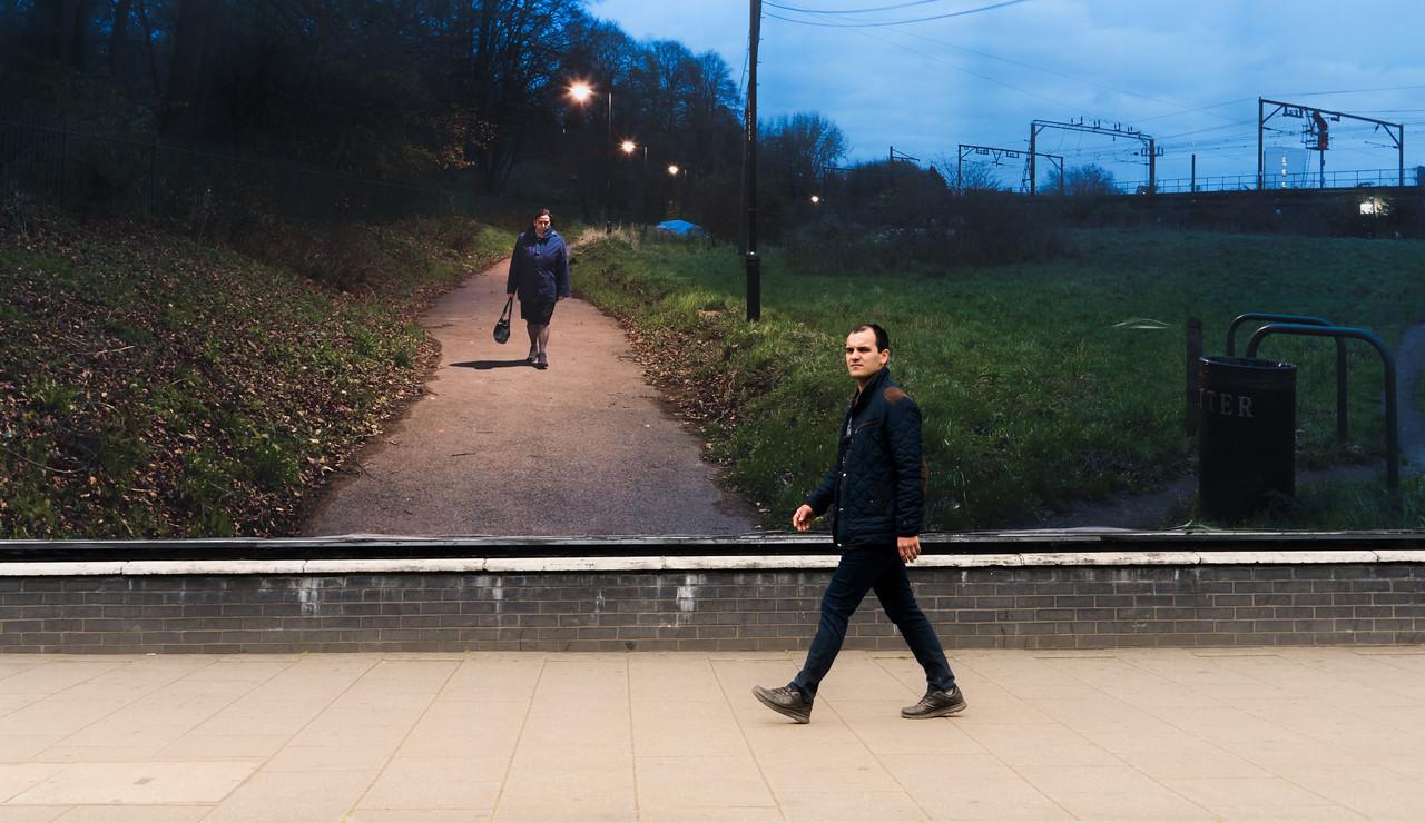 A Scene In London