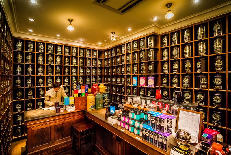 The Great Tea Shoppe