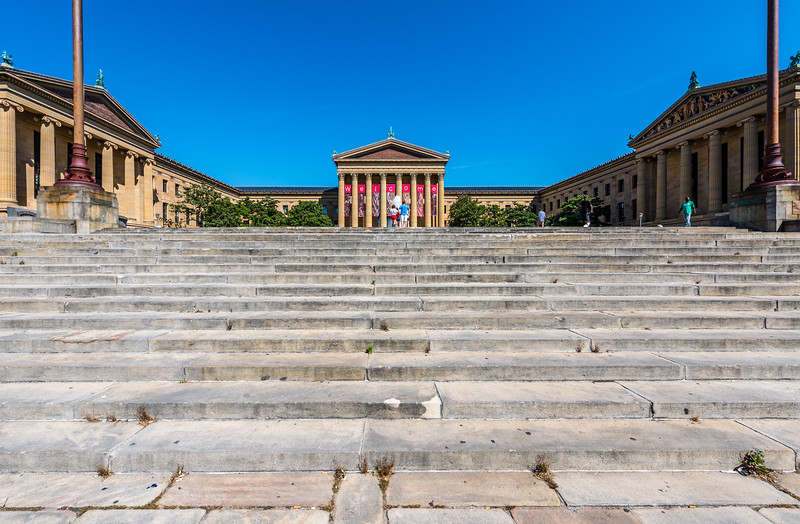 Rocky's Stairs