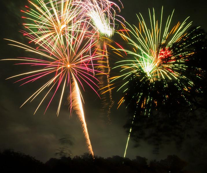 2016 Fireworks Celebration