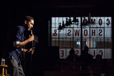 Great night at the Westside Comedy photographing some funny comic.