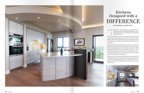 Fine Lifestyles  - Countrywide Kitchens