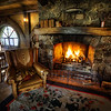 Inside the Green Dragon in Hobbiton
