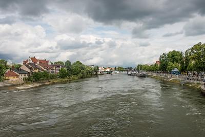 Danube in Flood
