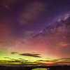 "<h2>The Night of the Aurora</h2> <br/>I think these happen a lot down here in New Zealand! I'm hardly an expert though… I'm very last-minute about all these things and only know about them once they start happening. Some people are real aurora experts and track them like storms. There are websites, apps, and all sorts of things. I gotta get my act together so I can plan for these events better. <br/><br/>I was having so much fun with the landscape orientation… but then I decided to go vertical for a few shots, and I am glad I did! <br/><br/>When I show people these photos without any explanation, they never ever ask me what that yellow-green light is in the lower part. I don't know if they just assume it is the aurora, or maybe they think it is light from a city, or maybe they think I added it in post. I just don't know… but I do like to see people's reactions, especially when they are confused. I don't know why I enjoy confusing people with these sorts of photos, but it is just kinda fun. I think it is fun because I am also confused by how this kind of light can even be possible! <br/><br/> - Trey Ratcliff<br/><br/><a href=""http://www.stuckincustoms.com/2013/05/14/the-night-of-the-aurora/"" rel=""nofollow"">Click here to read the rest of this post at the Stuck in Customs blog.</a>"
