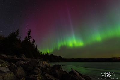 Aurora - Ghost Lake
