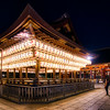 The Stage of the Yasaka Shrine