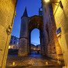 """<h2>The Castle Alley</h2> <br/>Well a big merry Christmas to you!  I hope you all are having a good holiday week! <br/><br/>We'll continue with our country-by-country week o' photos.  Today... let's do... France!  It's a good one, oui? <br/><br/>I'll begin today with a new photo from Montpellier, in the south of France.  We stayed there with a wonderful family (my friends Jacques and Marie) and had an amazing time.  One evening, they took us out for dinner at a perfect little place on a quiet side-street.  Along the way, Jacques, who is also a photographer, took me to this amazing castle-cathedral.  He said, """"I think this is probably a good area for photography.""""  He said this with eyebrows raised and a serious expression.  He didn't need to say any more than that! <br/><br/>- Trey Ratcliff<br/><br/><a href=""""http://www.stuckincustoms.com/2010/12/25/wonderful-bits-of-france/"""" rel=""""nofollow"""">Click here to read the rest of this post at the Stuck in Customs blog.</a>"""