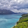 Flying Over Lake Wakatipu