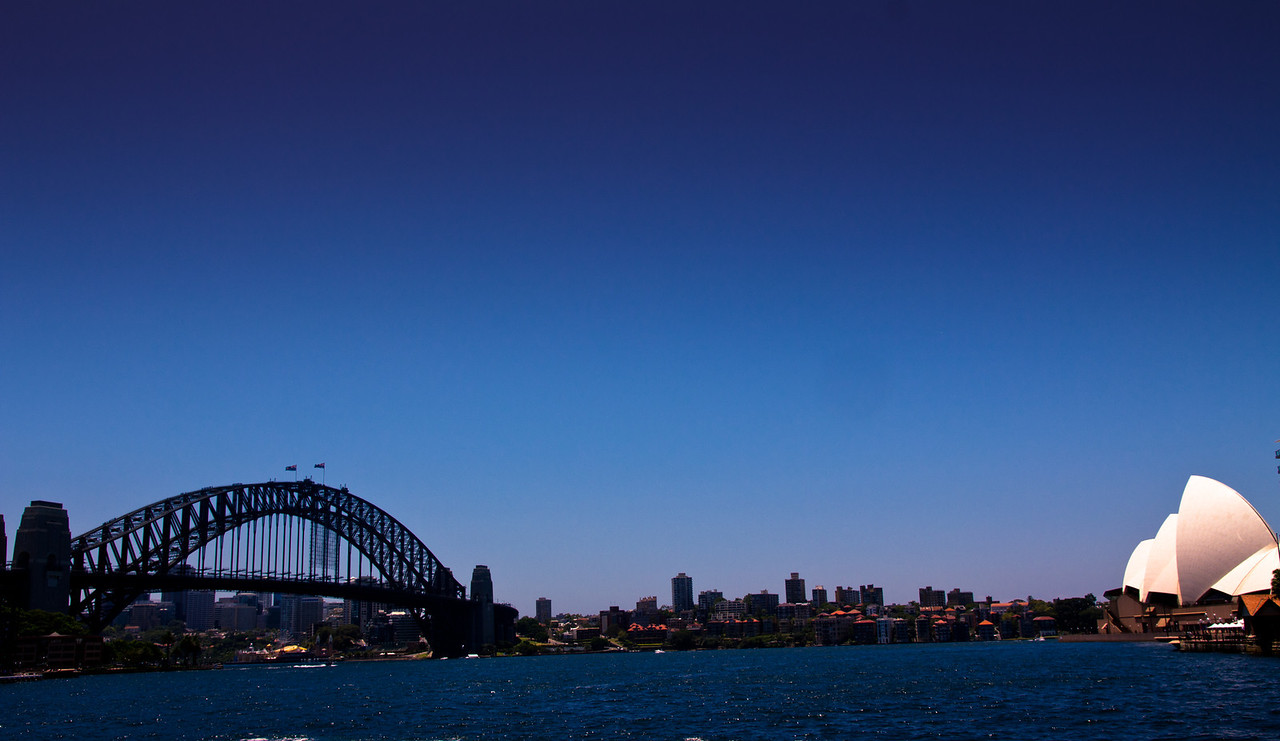 Dramatic View - Sydney, Australia