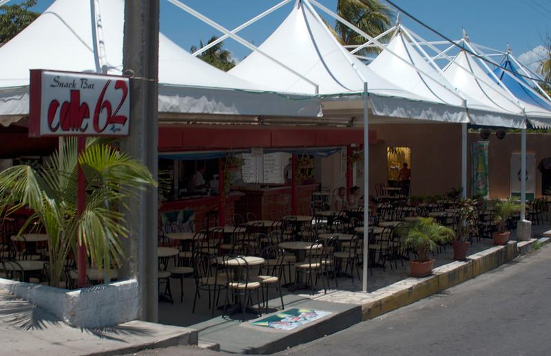 Cafe in Varadero