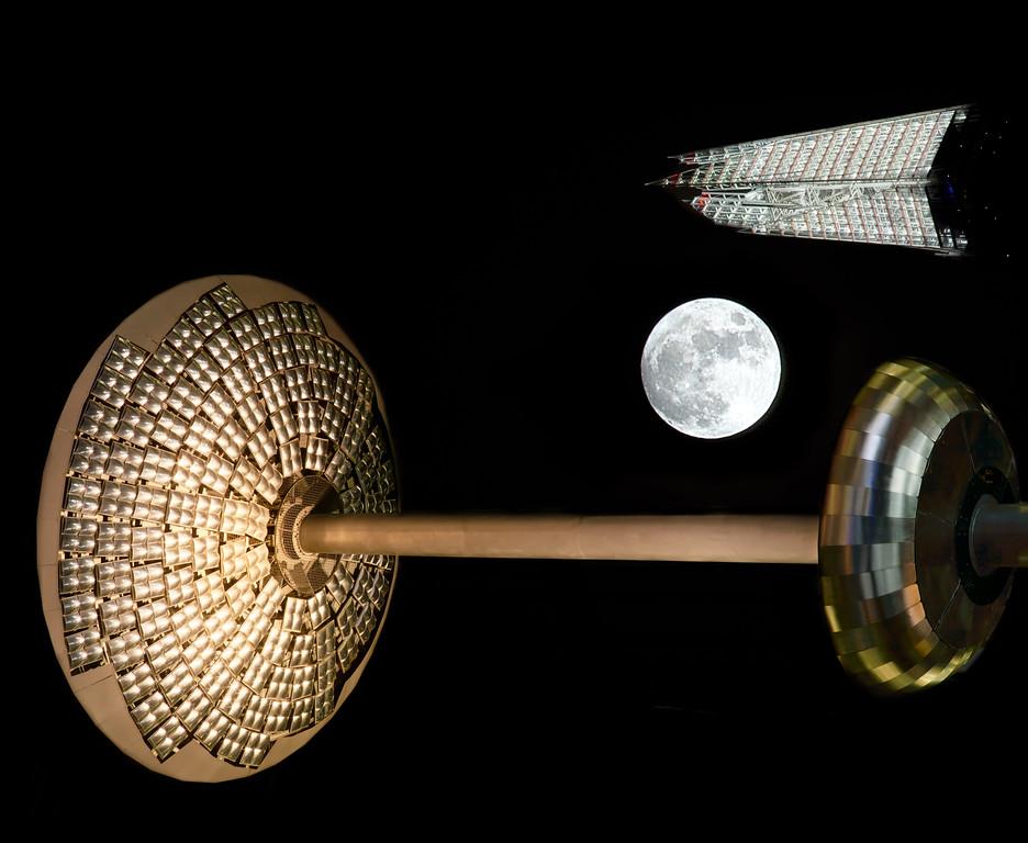 2015: A Space Odyssey II
