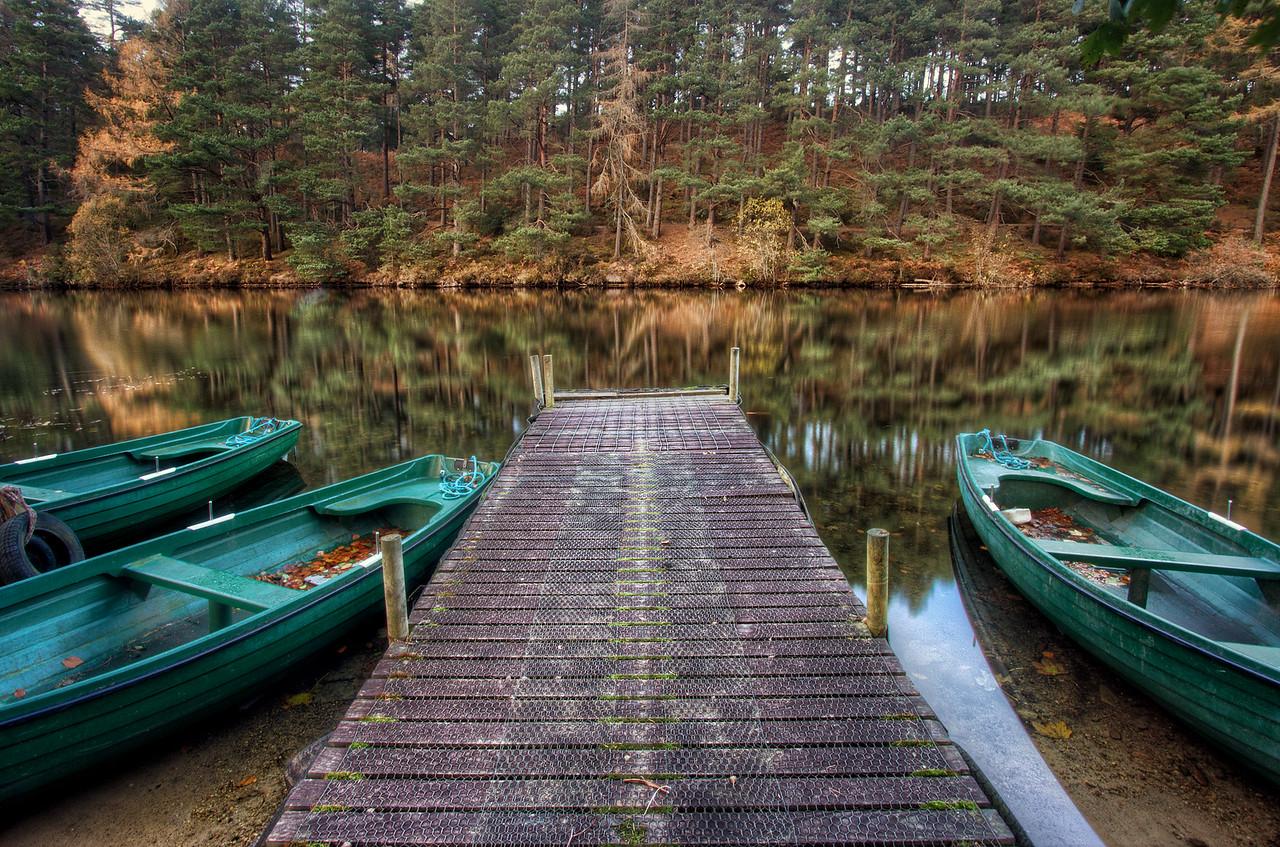 Millbueis Loch Jetty