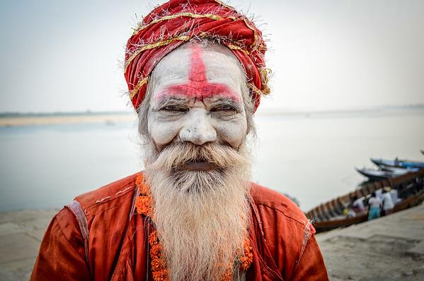 Holy Sadhu || Varanasi