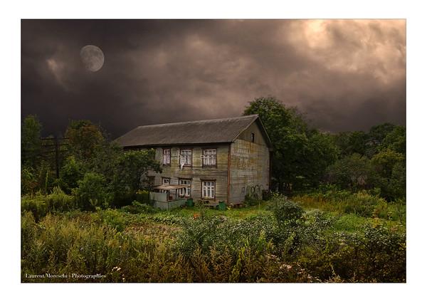 Haunted Farm in Russia