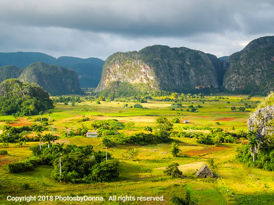 Vinales Valley, one of the most beautiful spots on the face of the earth!