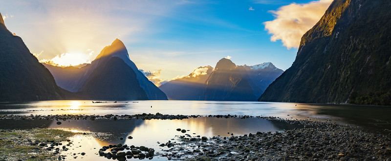 Glory In Milford Sound