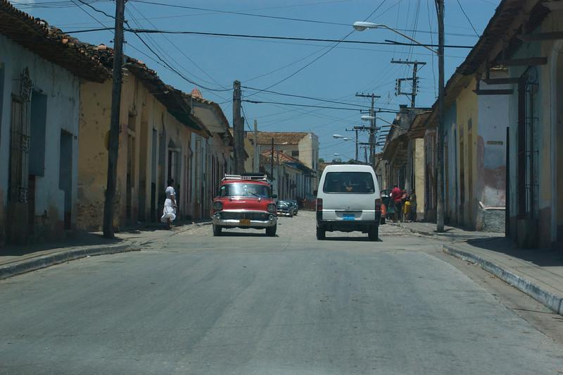 Leaving Habana