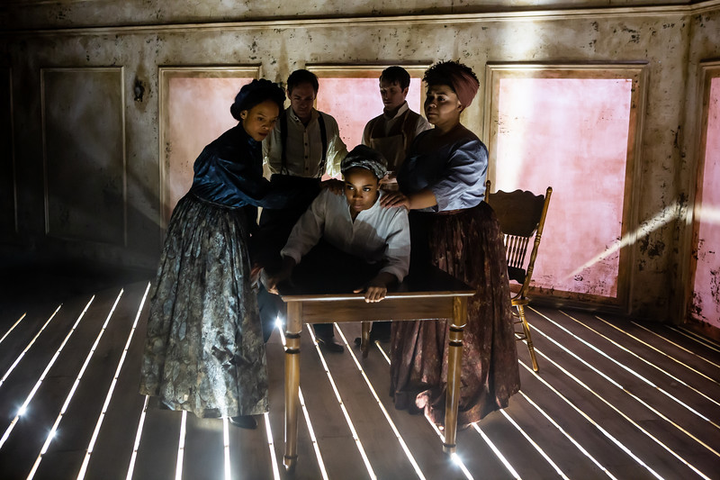 """Behind the Sheet"" / Ensemble Studio Theatre 2019"