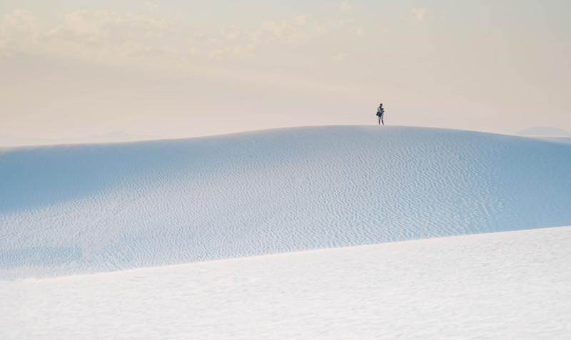 Another Desert, Another Wanderer