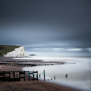 Seven Sisters &  Cuckmere Haven