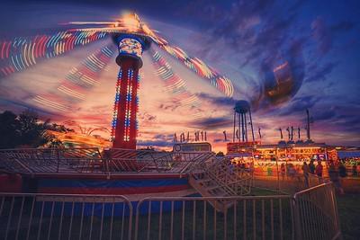 'Fair Skies' ~ Montgomery City, MO