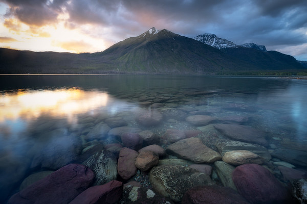 Mesmerized || Lake McDonald