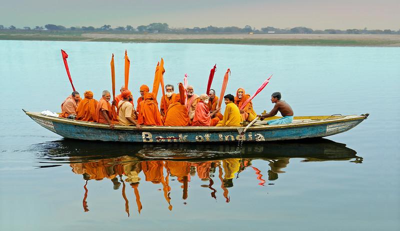 Varanasi Pilgrims
